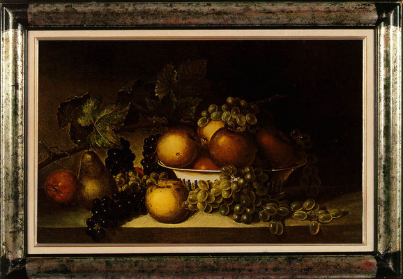 Peale, fruits d'auromne