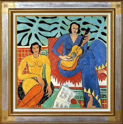 Matisse, musique