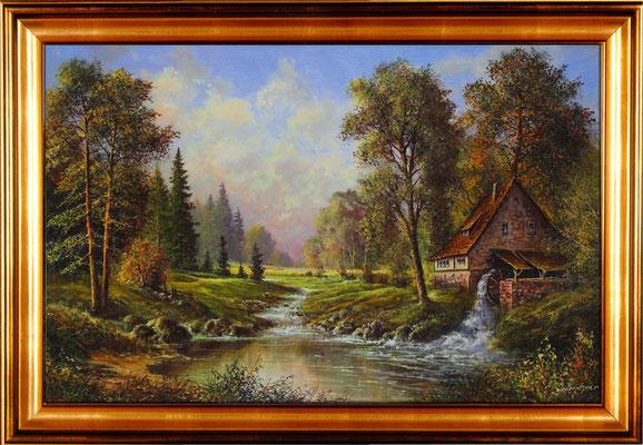 Buchner, le vieux moulin