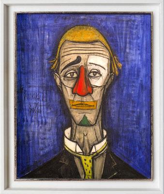 Buffet, tête de clown