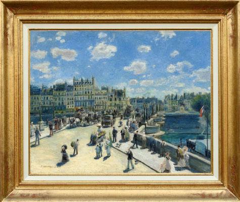 Pissaro, le pont neuf