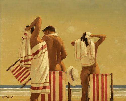 Vettriano, bathers
