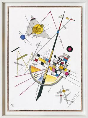 Kandinsky, délicate tension