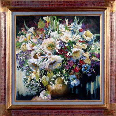 Horning, bouquet