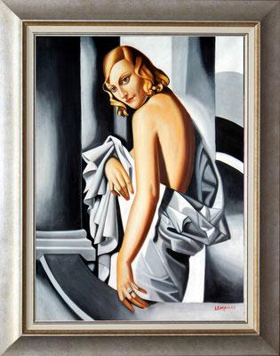 Lempicka, portrait de Marjorie Ferry