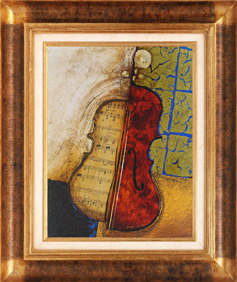 Bremand, violon