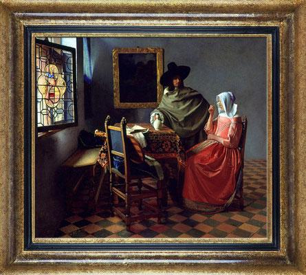 Vermeer, la dégustation
