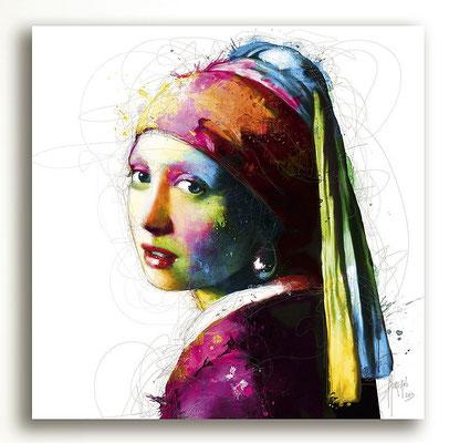 Murciano, vermeer pop