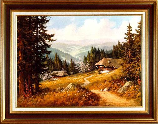 Bochmann, la Forêt Noire
