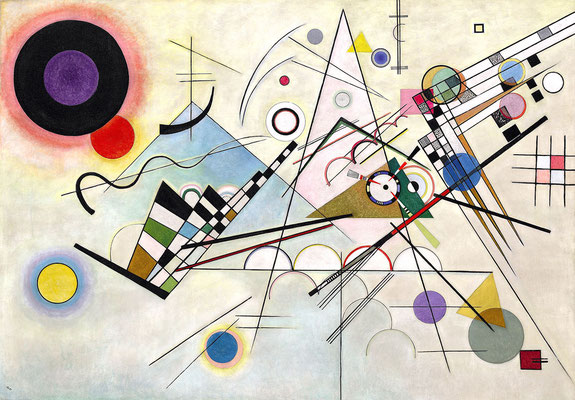 Kandinsky, composition VIII