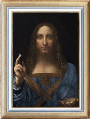 De Vinci, Salvator Mundi