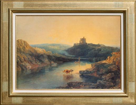 Turner, le chateau de Norham
