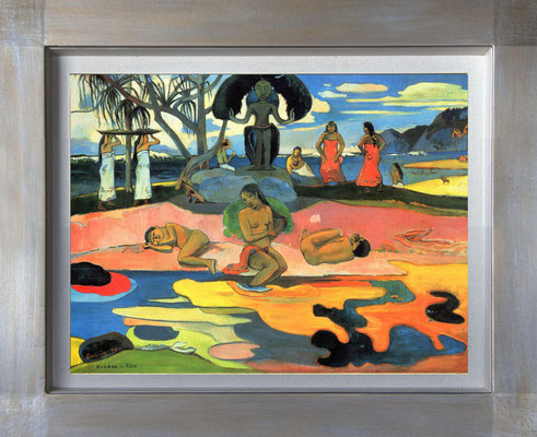"""Gauguin """"le jour du Seigneur"""""""
