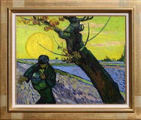 Van Gogh, le semeur