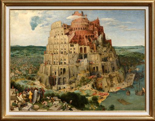 Brueghel, la tour de Babel