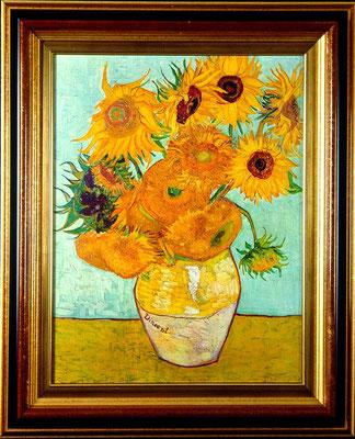 Van Gogh, tournesols