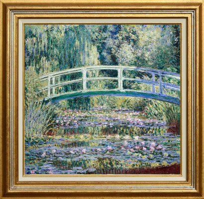 """Monet """"pont japonais"""""""