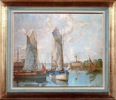 Hankey, le port de pêche