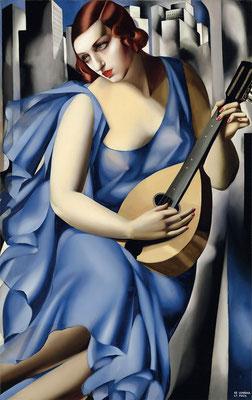 Lempicka, la musicienne