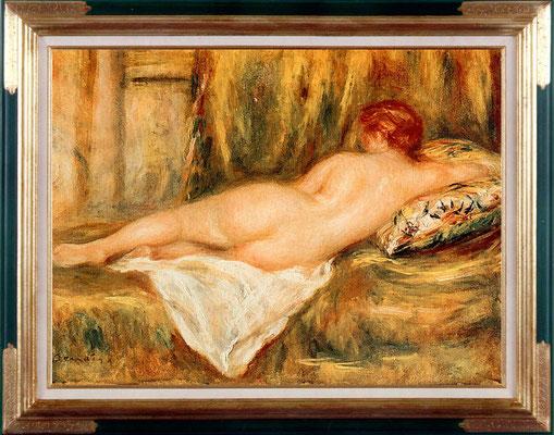 Renoir, nu de dos