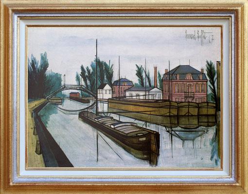 Buffet, le canal