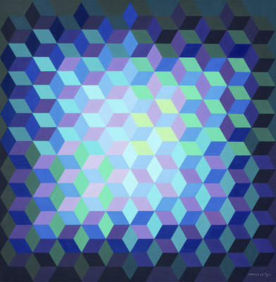 Vasarely, ion 11