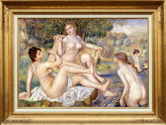 Renoir, le bain