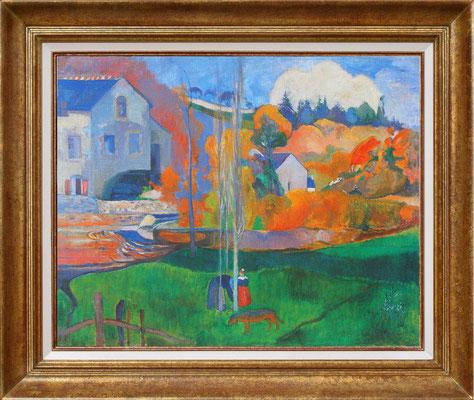 """Gauguin """"Bretagne"""""""