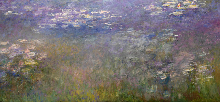 "Monet ""nymphéas"""