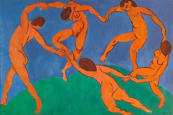 Matisse, la danse