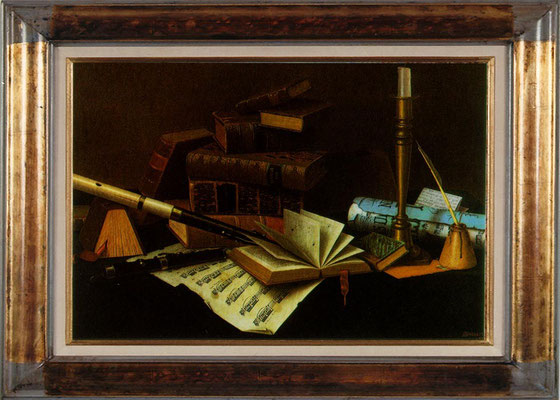 Harnett, musique et littérature