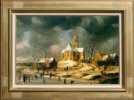 Van Beerstraten, village de Midlum