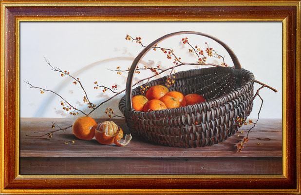 Campanelli, les oranges
