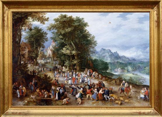 Brueghel, fête flamande