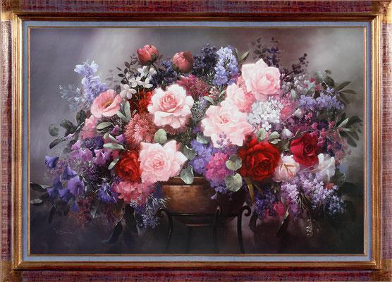 Santos, roses