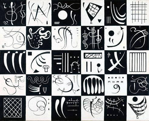 Kandinsky, trente
