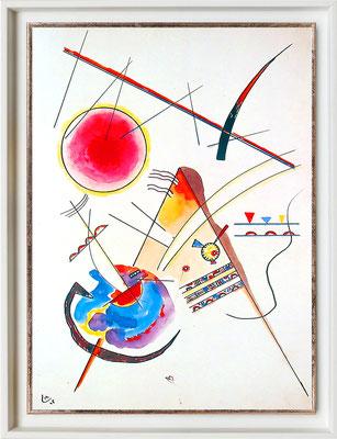 Kandinsky, aquarel