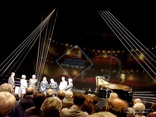 Premio Pia Baschiera Tallon, momenti dell'evento