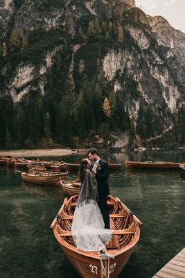 Hochzeit, Wedding, Hochzeitsfotograf Köln, Hochzeitsfotograf Mallorca, Hochzeitsfotograf, Fotoshootings, Lago di Braies