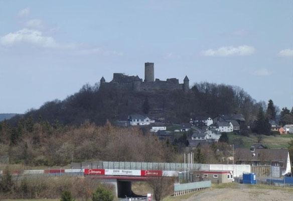 Die Nürburg