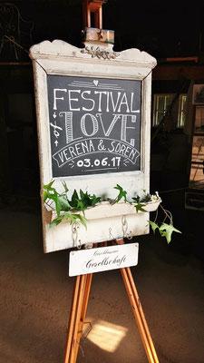 Bild: Hochzeitstafel von AMG-FREIE REDNERIN Antonia M. Grunert
