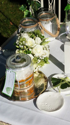 Bild: Hochzeitsgewürz im Schulauer Fährhaus mit A.M.G-Freie Rednerin