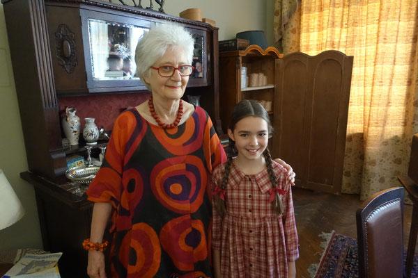 Claudia Erdheim und Larissa Emsenhuber, ORF, Universum history, Unser Österreich, die Geschichte der Familie Erdheim, Oktober  2018