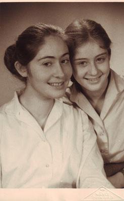 Maria und Claudia 1959