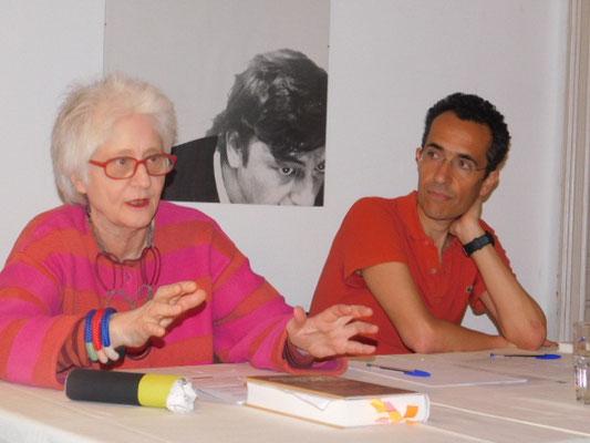 Claudia Erdheim und Jérôme Segal im Gespräch: Jüdische Familiengeschichten vom 19. Jh. bis zur Gegenwart. Republikanischer Club, 5.3.2020eschichten