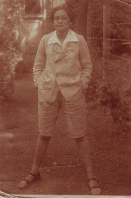 Tea Erdheim ca 1924