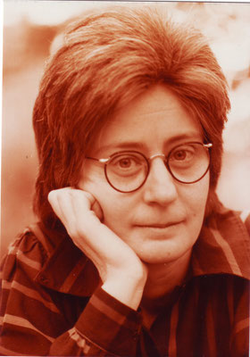 Claudia Erdheim 1985, Foto Konstanze Zinsel