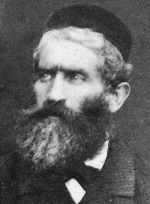 Moses Hersch Erdheim, Boryslaw, um 1880