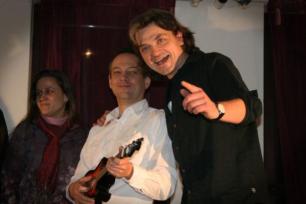 Michael Hess & Harald Pomper