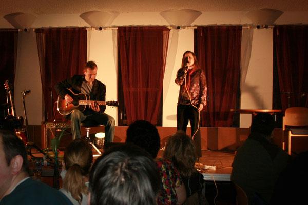 Tyna Wrobel-Hermann & Charlie Kager